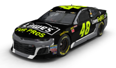 No. 48 Lowe's for Pros Chevrolet