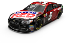 No. 5 Rated Red Chevrolet SS