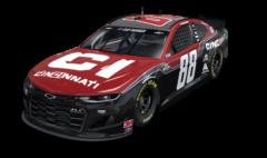 No. 88 Cincinnati Chevrolet