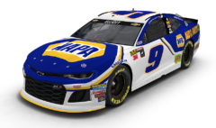 No. 9 NAPA Auto Parts Chevrolet