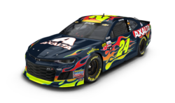 No. 24 Axalta Chevrolet