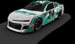 No. 24 UniFirst Chevrolet