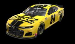 No. 24 Hertz Chevrolet