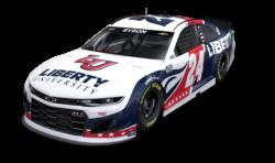 No. 24 Liberty University Chevrolet