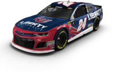 No. 24 Liberty University Chevrolet