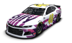 No. 48 Ally Chevrolet