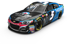 No. 5 Farmers Insurance Chevrolet SS