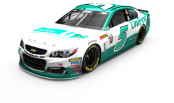 No. 5 UniFirst Chevrolet SS