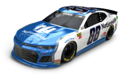 No. 88 Nationwide Chevrolet