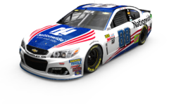 No. 88 Nationwide Patriotic Chevrolet SS