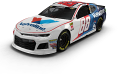 No. 88 Valvoline Chevrolet