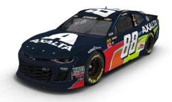 No. 88 Axalta Chevrolet