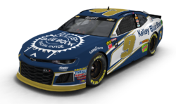 No. 9 Kelley Blue Book Chevrolet