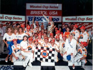 Looking back on Bristol success