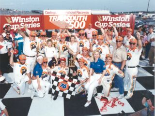 Hendrick History: Darlington Moments