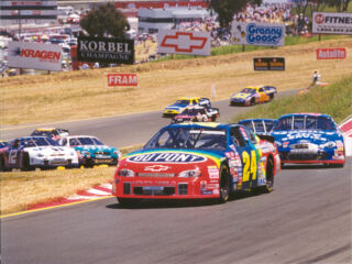 Hendrick History: Sonoma Moments