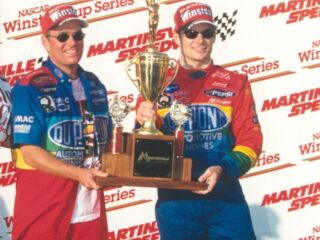 A memorable return to Martinsville for Whitesell