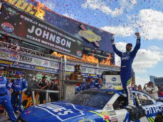 2017 season in review: Jimmie Johnson