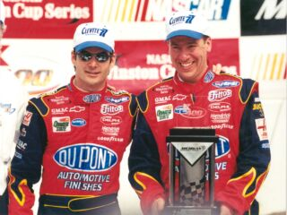 Hendrick History: Win No. 100 at Michigan