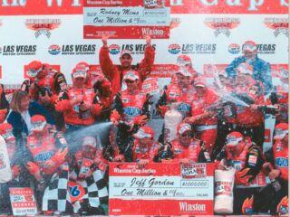 Hendrick History: Las Vegas moments