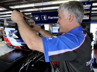 Fast Five: Get to know the No. 5 team car chief