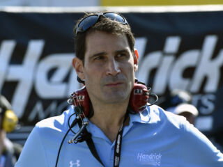 Meet Hendrick Motorsports' 'athletic director,' director of human performance Andy Papathanassiou
