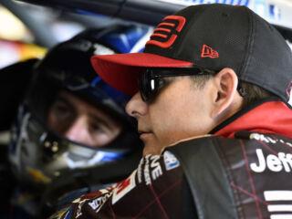 Johnson: Gordon 'transcended' the sport of NASCAR