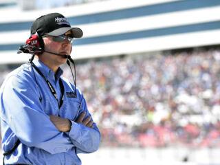 Andrews breaks down major changes at Hendrick Motorsports