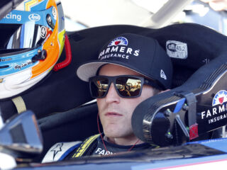 Kasey Kahne to start his 400th Cup race in the top 10