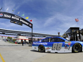 Consistency key to success at Texas Motor Speedway