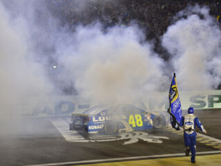 Race Recap: Johnson claims win and championship at Homestead