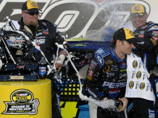 Hendrick History: Four in a row at Talladega
