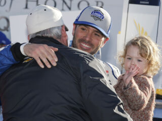 Hendrick History: 'Very, very special and meaningful' win at Atlanta