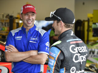 #AskTeamHendrick: Four race teams working together