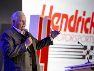 Hendrick talks teamwork, shares business advice with Inc.