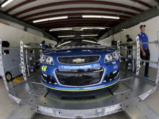 NASCAR announces new damaged vehicle policy