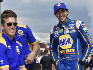 #AskTeamHendrick: Elliott, Gustafson answer #Team24 questions