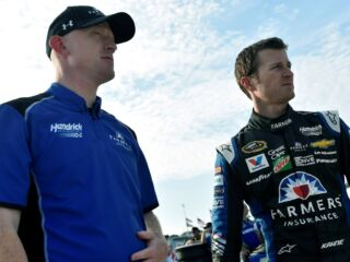 #AskTeamHendrick: Kahne and Rodden edition