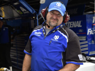 Fast Five: Get to know the No. 88 team tire specialist