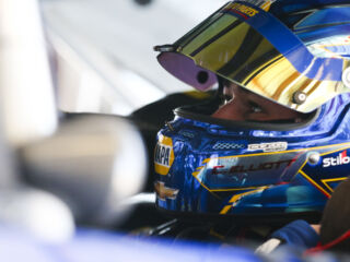 Shots of the Race: Elliott at Chicagoland
