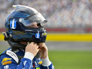 Earnhardt, Hendrick talk longest race of season
