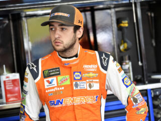 Two teammates to start in top 10 at Charlotte