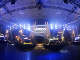 Excitement abounds during Hendrick Motorsports' 2018 unveil