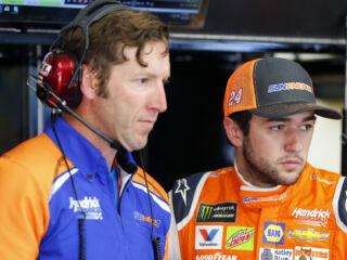 Shots of the Race: Elliott at Charlotte