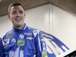 FOX Sports shows a day in the life of Alex Bowman