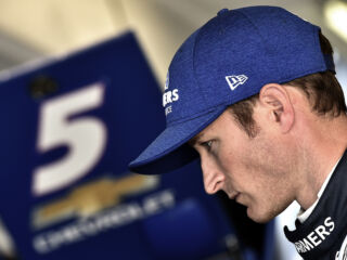 Kahne to give No. 5 car 'one last ride'