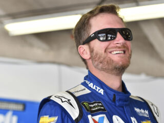 Earnhardt hopes to 'be part of excitement' in Daytona finish
