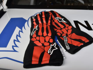 Teammates to don Earnhardt's signature skeleton gloves for a cause