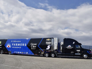 Power & Passion: Hauler drivers