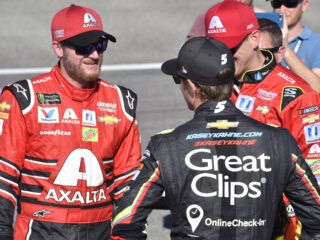 Kahne talks Earnhardt: 'It was awesome to be his teammate'
